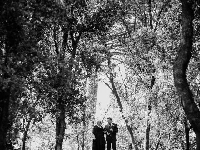 La boda de Dani y Carmen en Caldes De Montbui, Barcelona 16