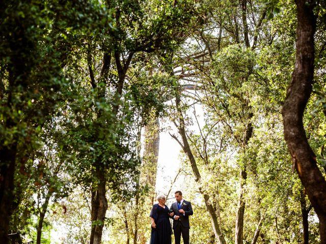 La boda de Dani y Carmen en Caldes De Montbui, Barcelona 17