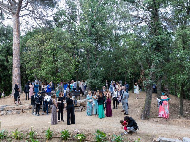 La boda de Dani y Carmen en Caldes De Montbui, Barcelona 20