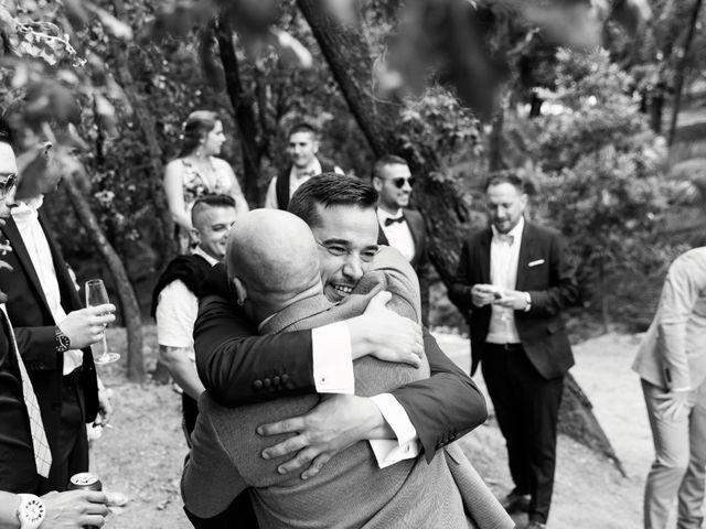 La boda de Dani y Carmen en Caldes De Montbui, Barcelona 21
