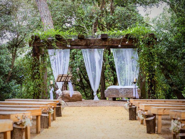 La boda de Dani y Carmen en Caldes De Montbui, Barcelona 22