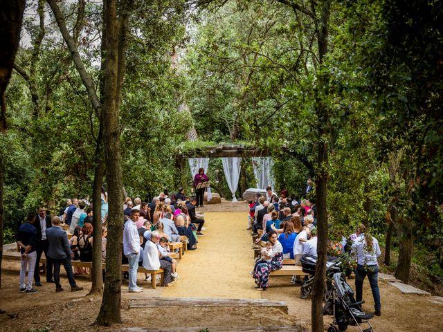 La boda de Dani y Carmen en Caldes De Montbui, Barcelona 23