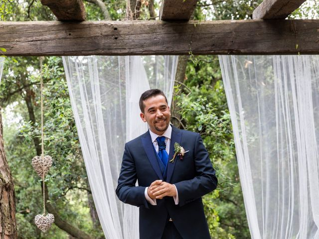 La boda de Dani y Carmen en Caldes De Montbui, Barcelona 26