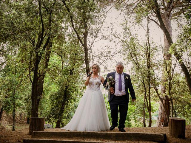 La boda de Dani y Carmen en Caldes De Montbui, Barcelona 27