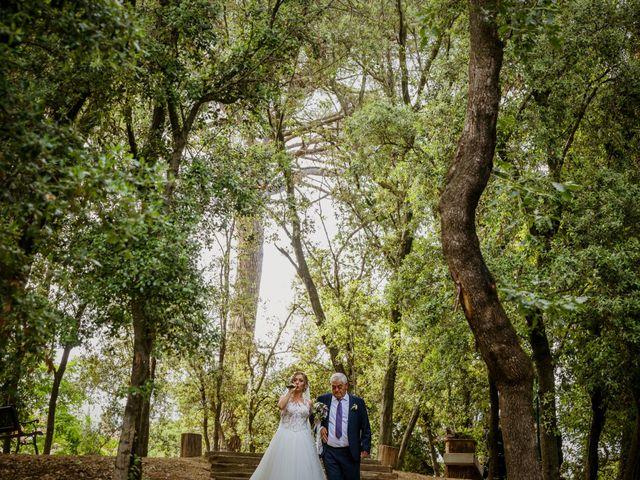 La boda de Dani y Carmen en Caldes De Montbui, Barcelona 28