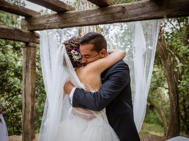 La boda de Dani y Carmen en Caldes De Montbui, Barcelona 30