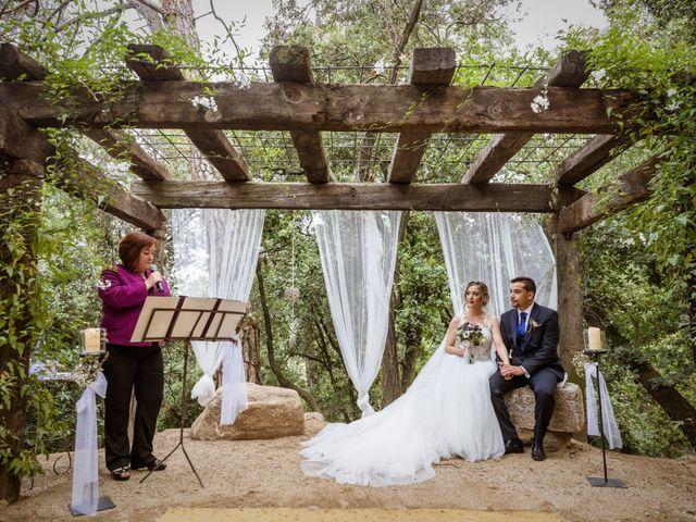 La boda de Dani y Carmen en Caldes De Montbui, Barcelona 31