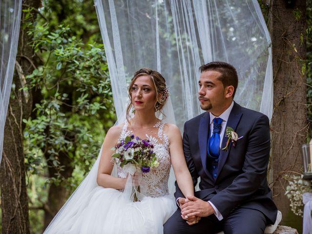 La boda de Dani y Carmen en Caldes De Montbui, Barcelona 32