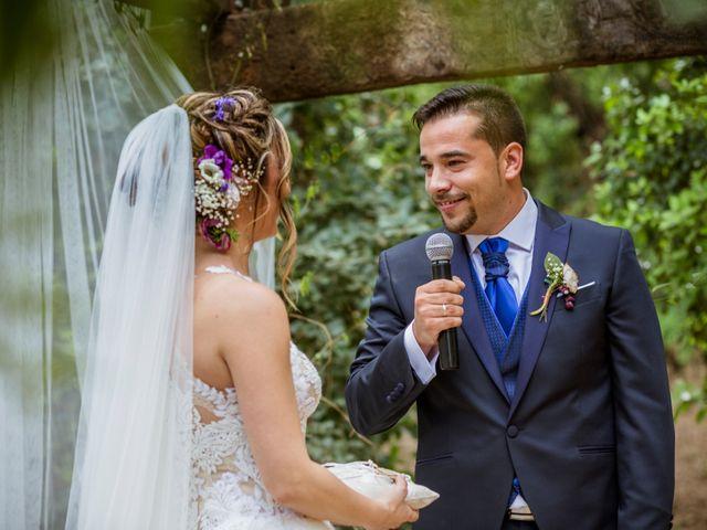 La boda de Dani y Carmen en Caldes De Montbui, Barcelona 35