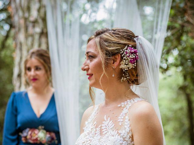 La boda de Dani y Carmen en Caldes De Montbui, Barcelona 36