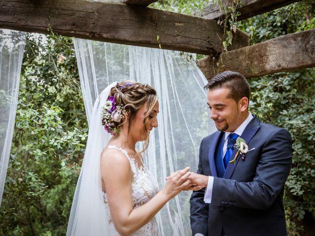 La boda de Dani y Carmen en Caldes De Montbui, Barcelona 40