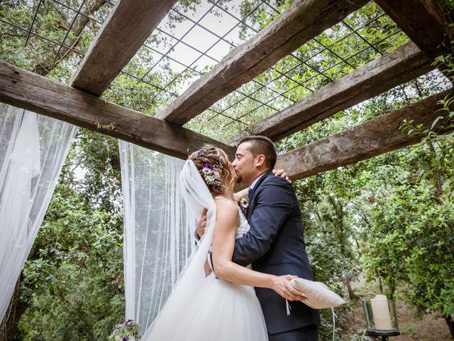La boda de Dani y Carmen en Caldes De Montbui, Barcelona 43