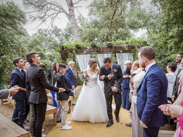 La boda de Dani y Carmen en Caldes De Montbui, Barcelona 44