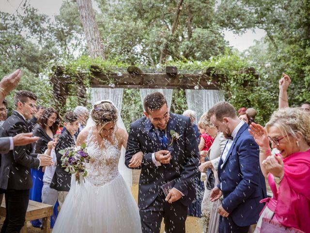 La boda de Dani y Carmen en Caldes De Montbui, Barcelona 45