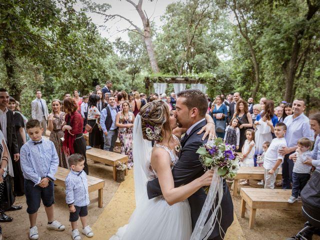 La boda de Dani y Carmen en Caldes De Montbui, Barcelona 48