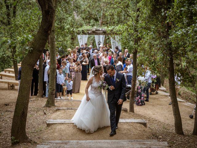 La boda de Dani y Carmen en Caldes De Montbui, Barcelona 49