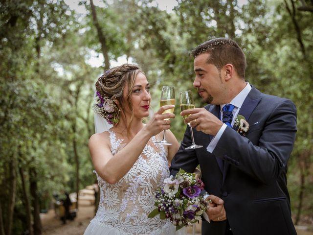 La boda de Dani y Carmen en Caldes De Montbui, Barcelona 50