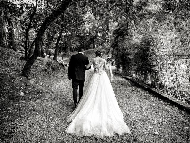 La boda de Dani y Carmen en Caldes De Montbui, Barcelona 52