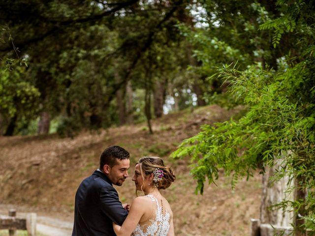 La boda de Dani y Carmen en Caldes De Montbui, Barcelona 53