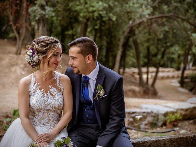La boda de Dani y Carmen en Caldes De Montbui, Barcelona 54
