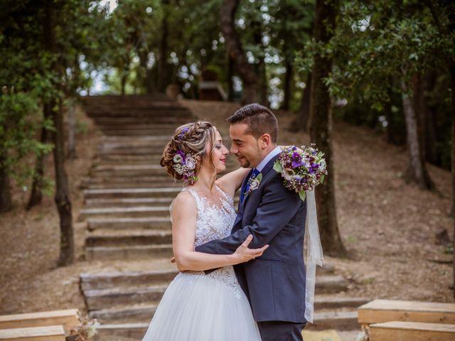 La boda de Dani y Carmen en Caldes De Montbui, Barcelona 59