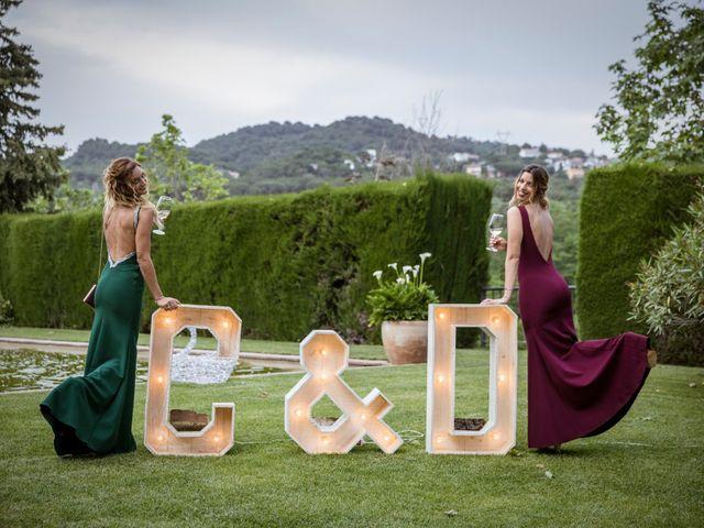 La boda de Dani y Carmen en Caldes De Montbui, Barcelona 61