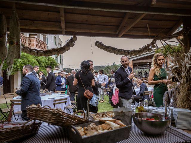 La boda de Dani y Carmen en Caldes De Montbui, Barcelona 62