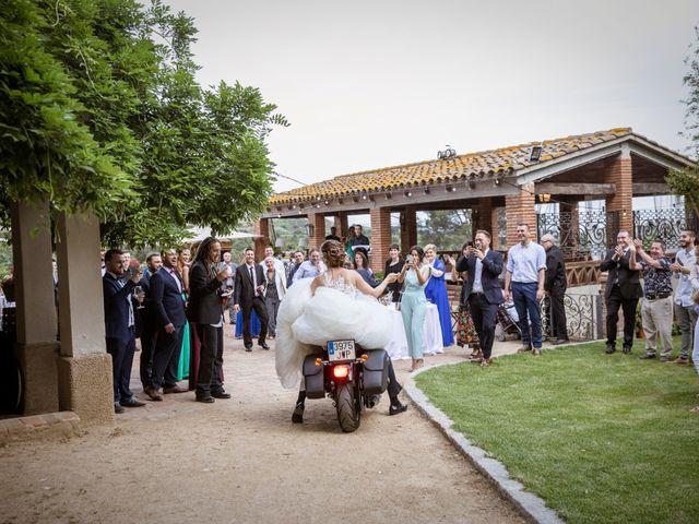 La boda de Dani y Carmen en Caldes De Montbui, Barcelona 65