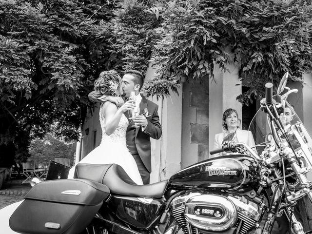 La boda de Dani y Carmen en Caldes De Montbui, Barcelona 67