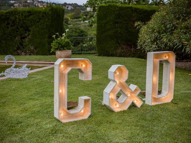 La boda de Dani y Carmen en Caldes De Montbui, Barcelona 72