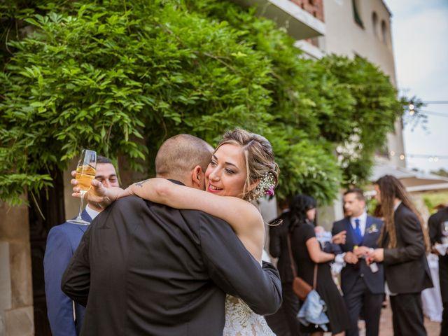 La boda de Dani y Carmen en Caldes De Montbui, Barcelona 83