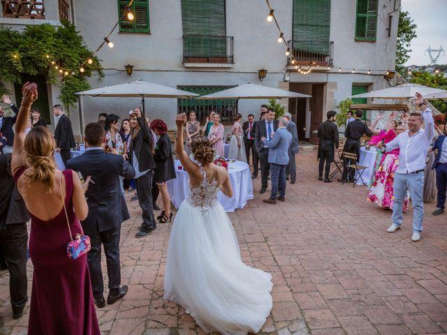 La boda de Dani y Carmen en Caldes De Montbui, Barcelona 84