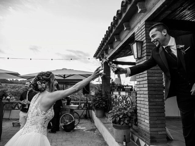 La boda de Dani y Carmen en Caldes De Montbui, Barcelona 85