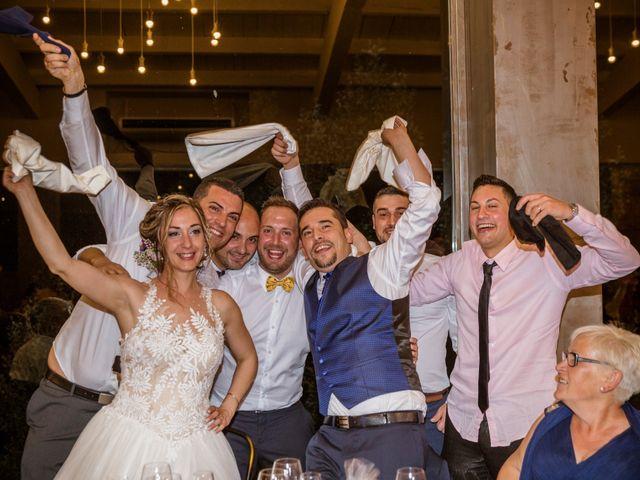 La boda de Dani y Carmen en Caldes De Montbui, Barcelona 100