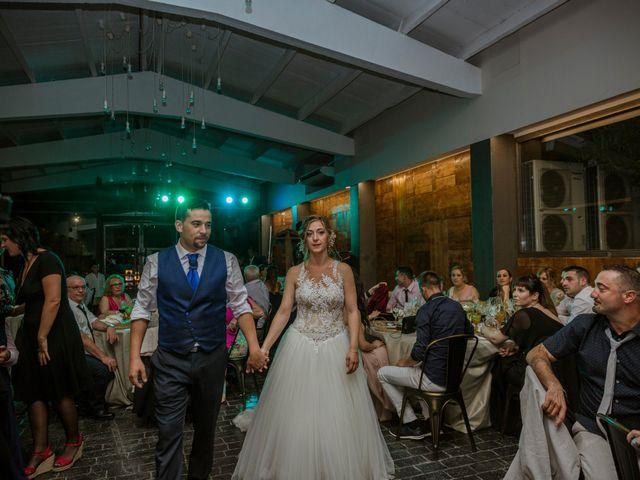 La boda de Dani y Carmen en Caldes De Montbui, Barcelona 101