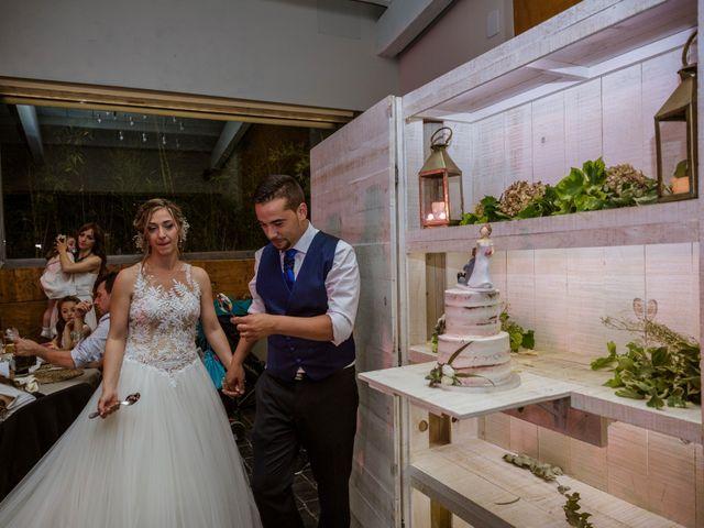 La boda de Dani y Carmen en Caldes De Montbui, Barcelona 102