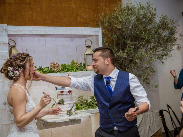 La boda de Dani y Carmen en Caldes De Montbui, Barcelona 103