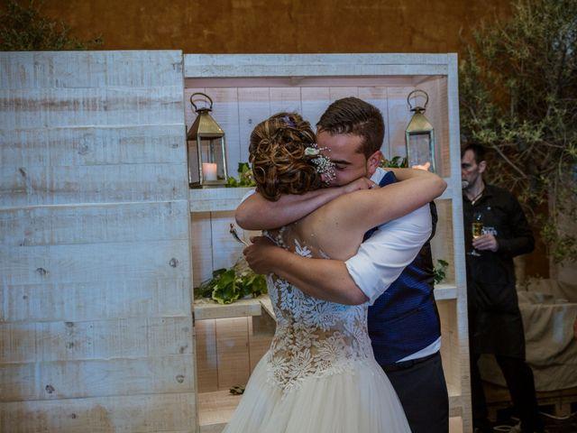 La boda de Dani y Carmen en Caldes De Montbui, Barcelona 104