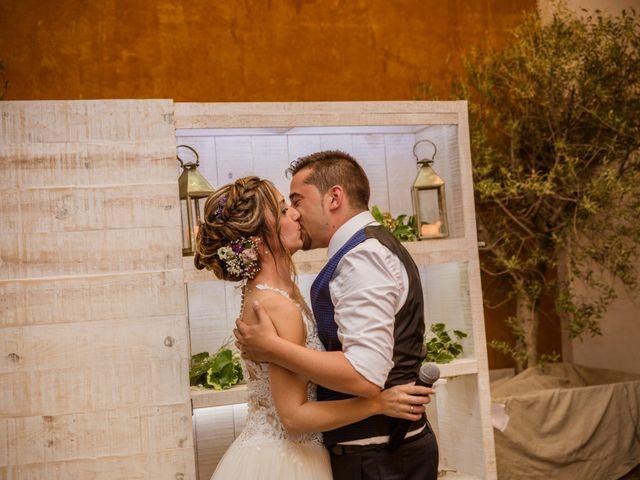 La boda de Dani y Carmen en Caldes De Montbui, Barcelona 105