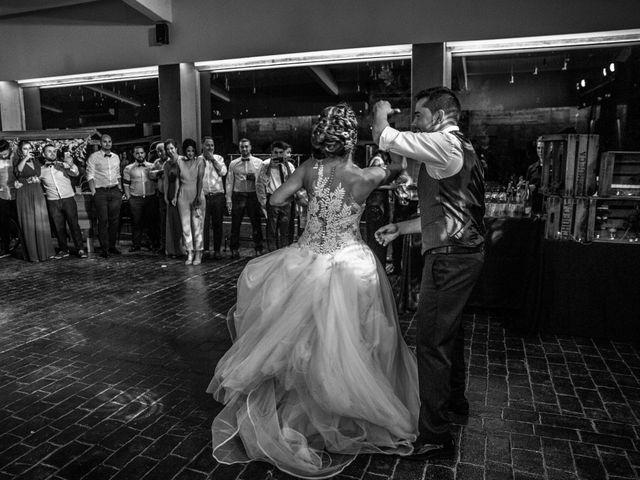La boda de Dani y Carmen en Caldes De Montbui, Barcelona 107