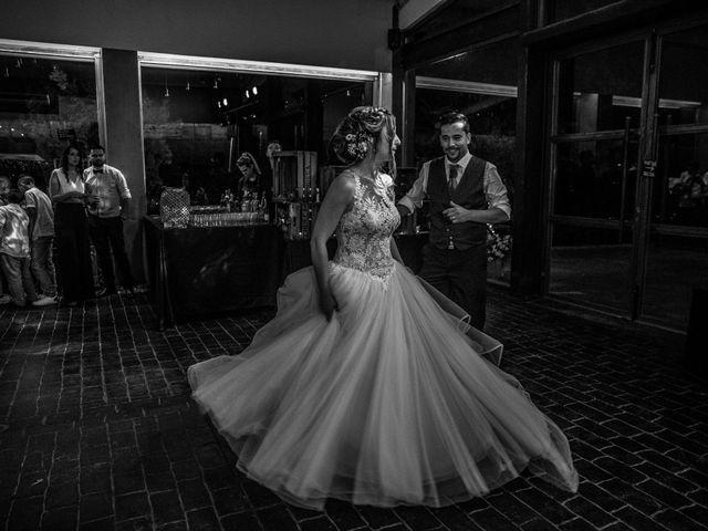 La boda de Dani y Carmen en Caldes De Montbui, Barcelona 109