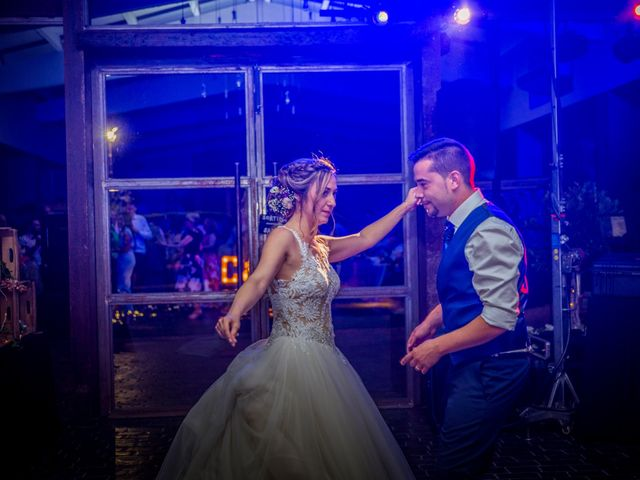 La boda de Dani y Carmen en Caldes De Montbui, Barcelona 111