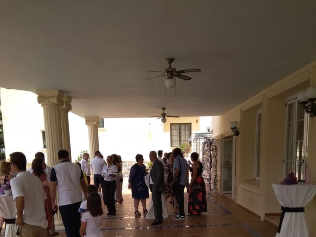 La boda de Manolo y Ana en Benahavis, Málaga 1
