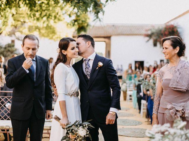 La boda de Diego y Blanca en Alcala De Guadaira, Sevilla 40