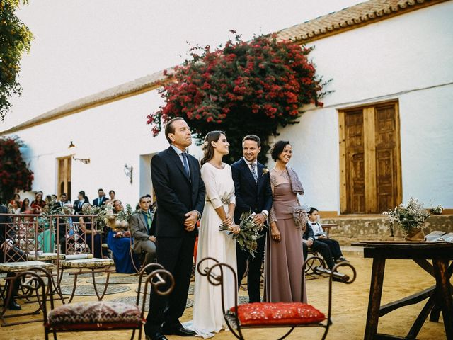 La boda de Diego y Blanca en Alcala De Guadaira, Sevilla 41