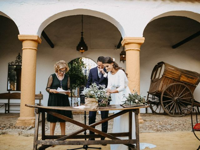 La boda de Diego y Blanca en Alcala De Guadaira, Sevilla 55