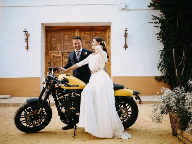 La boda de Diego y Blanca en Alcala De Guadaira, Sevilla 84