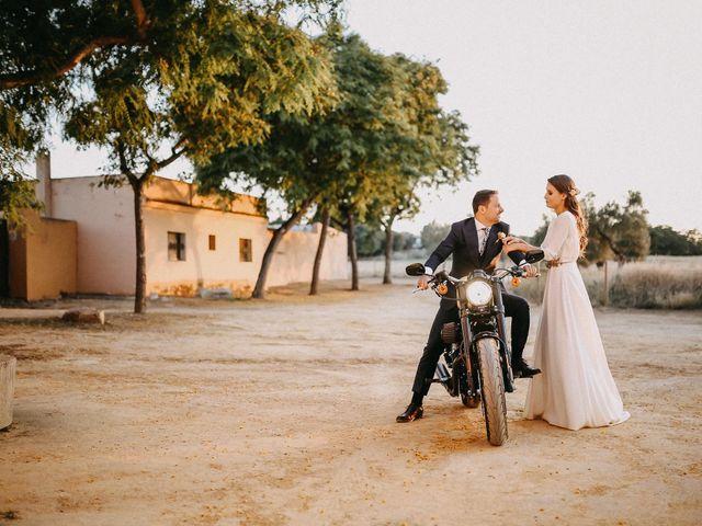La boda de Diego y Blanca en Alcala De Guadaira, Sevilla 85