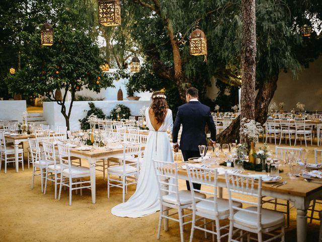 La boda de Diego y Blanca en Alcala De Guadaira, Sevilla 88