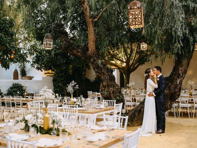 La boda de Diego y Blanca en Alcala De Guadaira, Sevilla 90